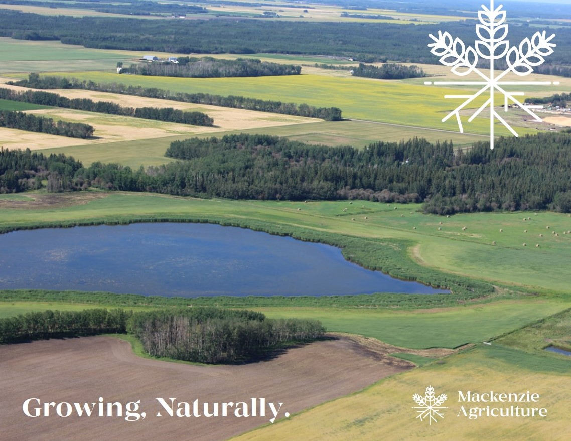 Brochure Front Cover - Mackenzie Agriculture