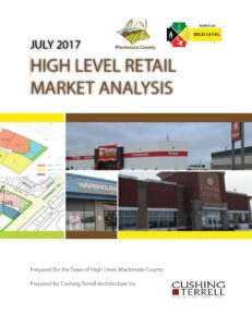 Front Cover - High Level Retail Market Analysis