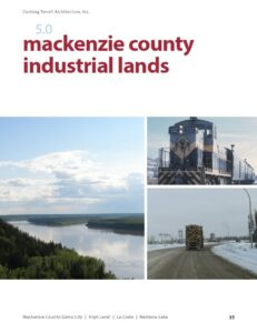 Front Cover - Mackenzie County