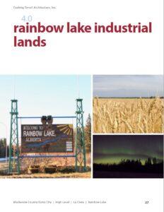 Rainbow Lake - Industrial Lands