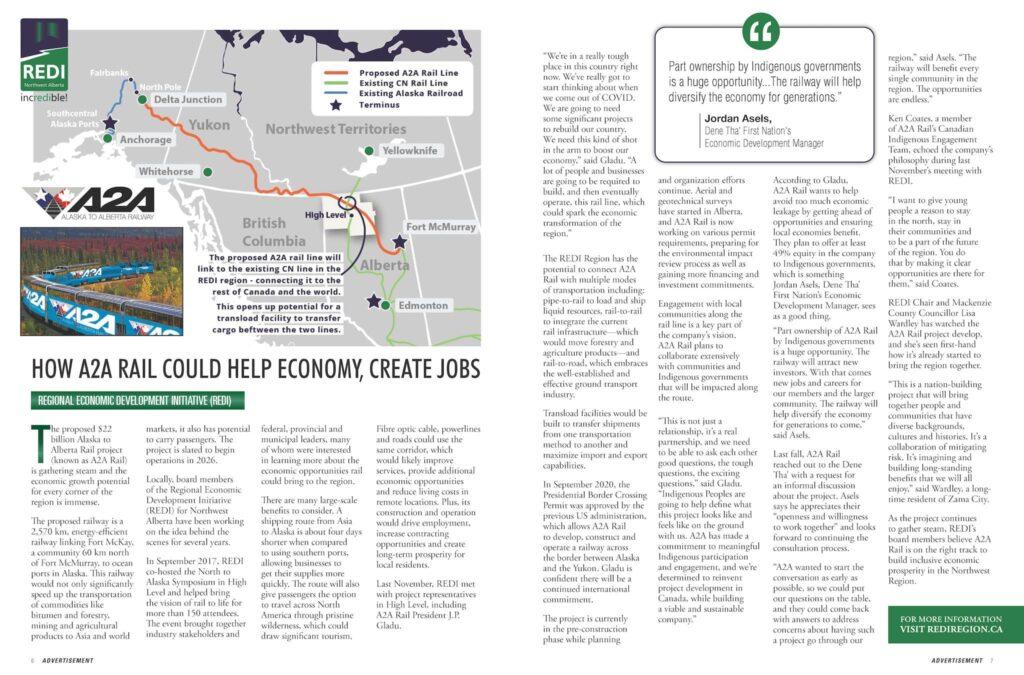 Issue #30 - A2A Rail