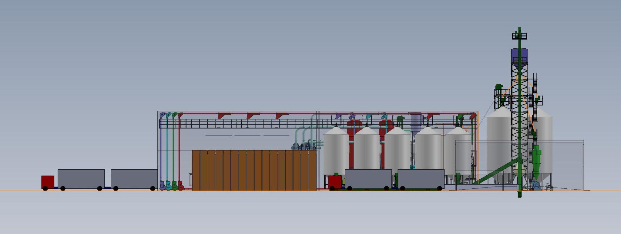 Pea Processing 2